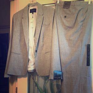 Banana Republic FO Gray Women's Suit NWT